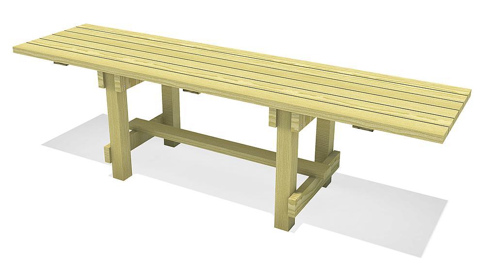 Деревянный стол 5600200 купить в Алматы
