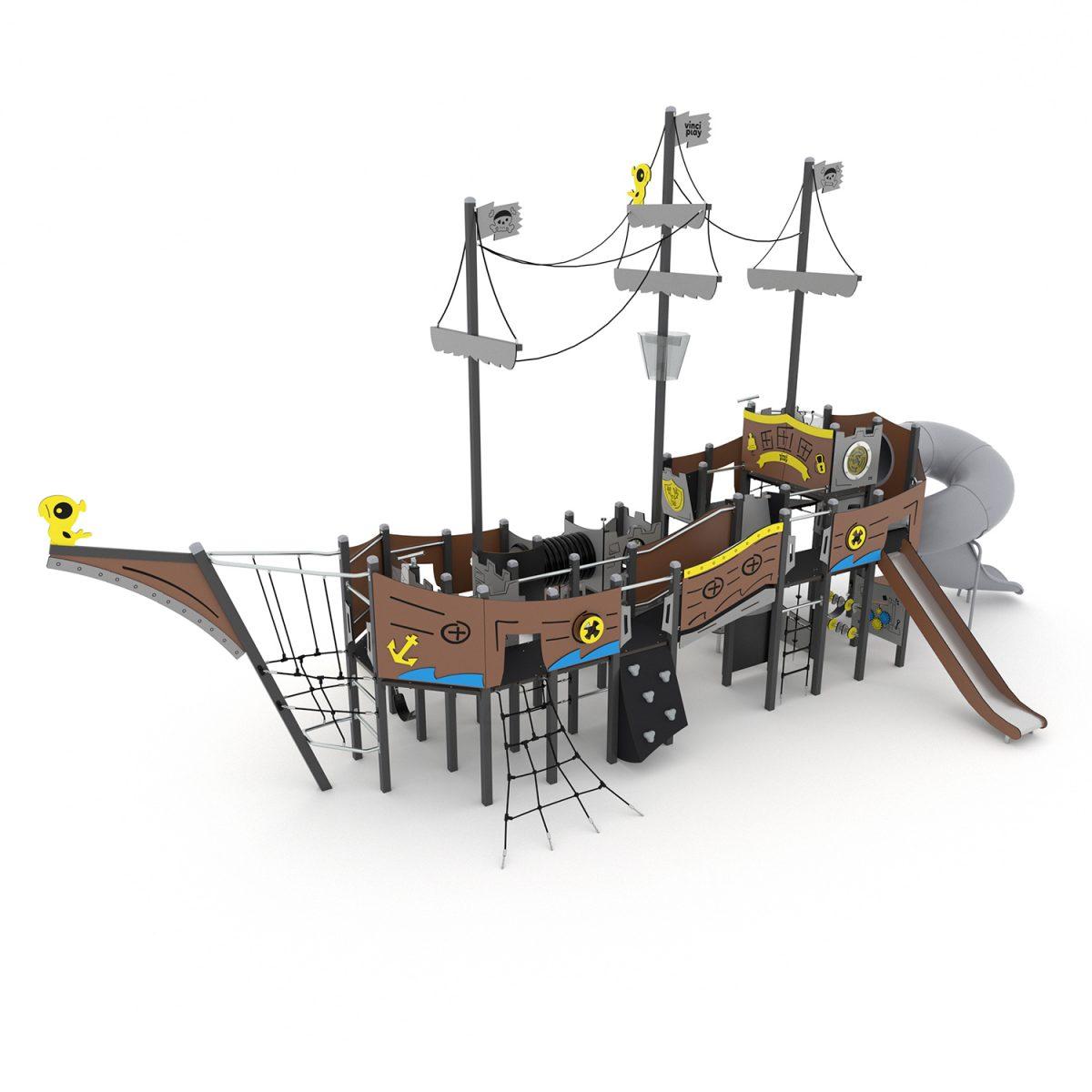 Игровой комплекс корабль 3080 купить в Алматы