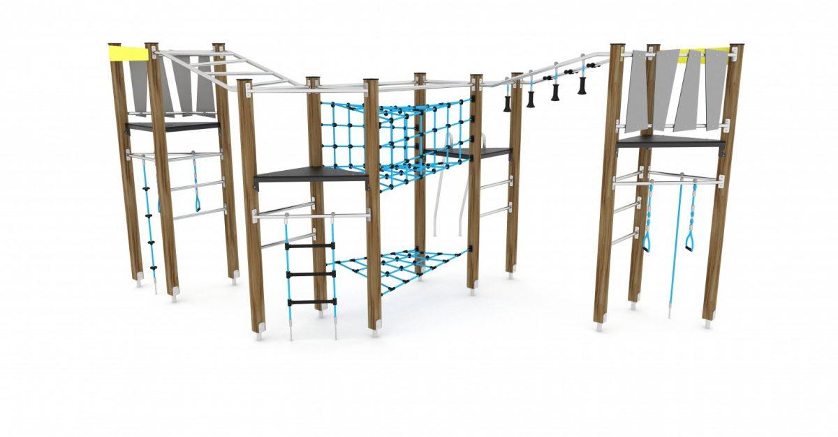 Игровой комплекс WD1452 купить в Алматы