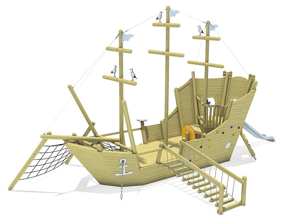 """Игровой корабль """"Санта Мария"""" 55915101100 купить в Алматы"""