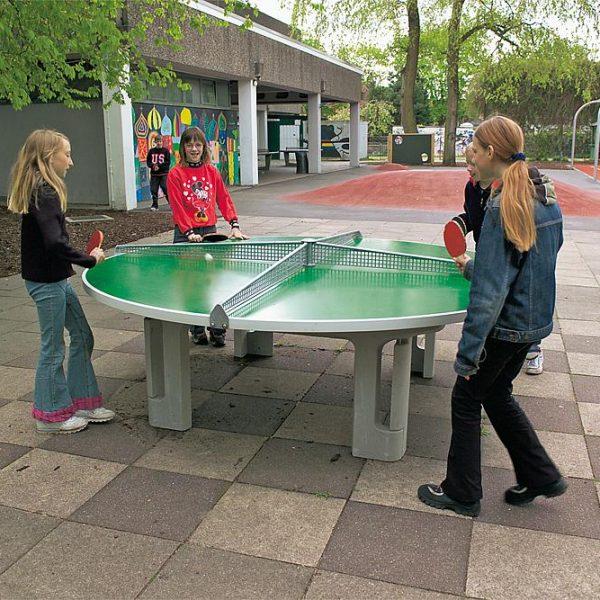 Круглый стол для настольного тенниса 5620340 купить в Алматы