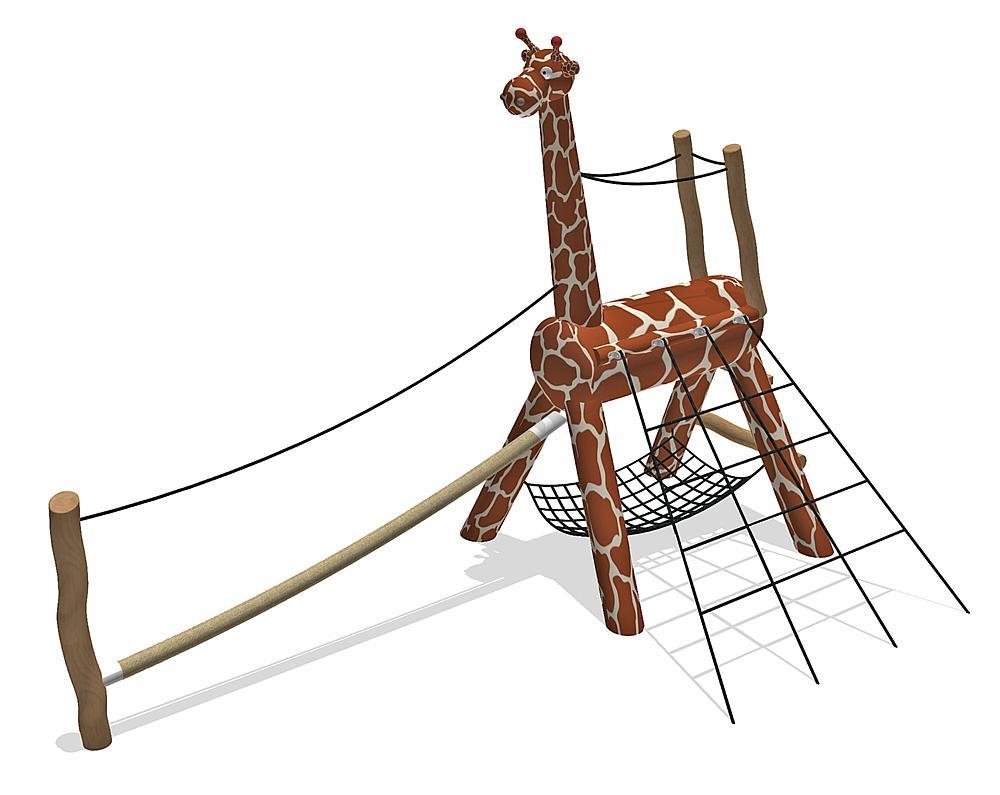 """Лазалка жираф """"Грег"""" 54517105300 купить в Алматы"""