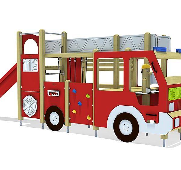 Пожарная машина 51180101100 купить в Алматы