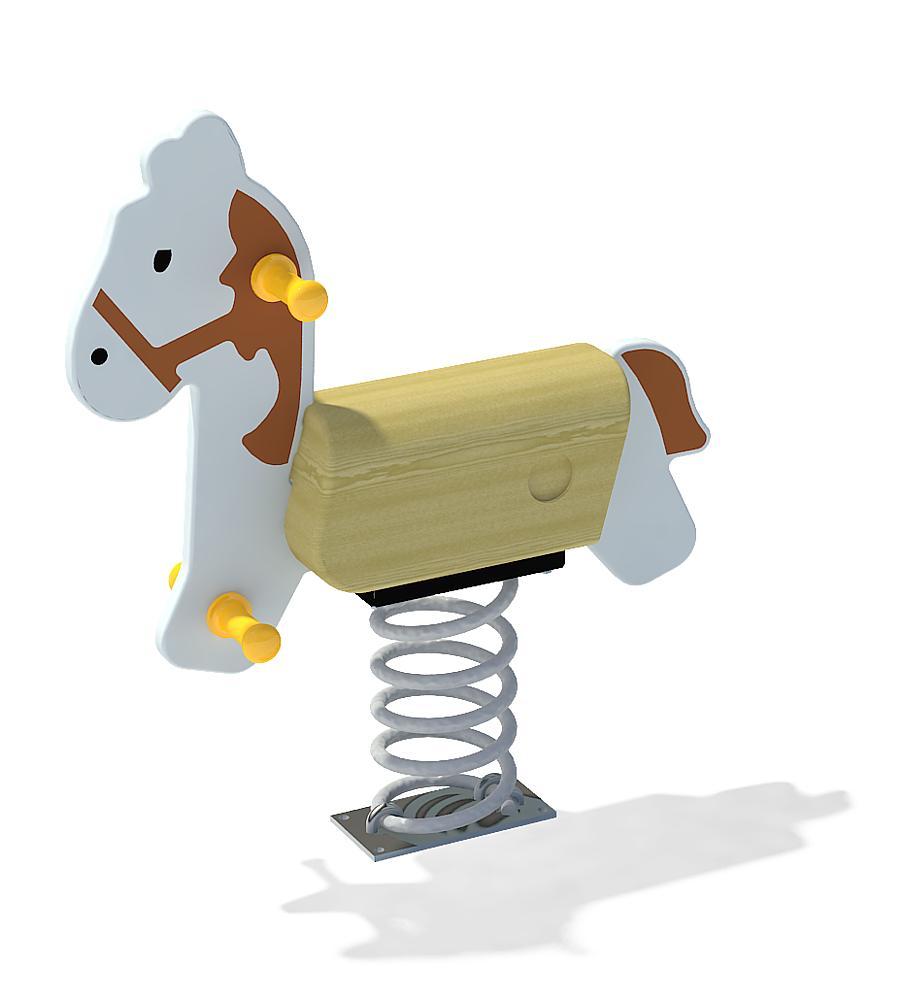 """Пружинная качалка """"Лошадь"""" 5672430 купить в Алматы"""