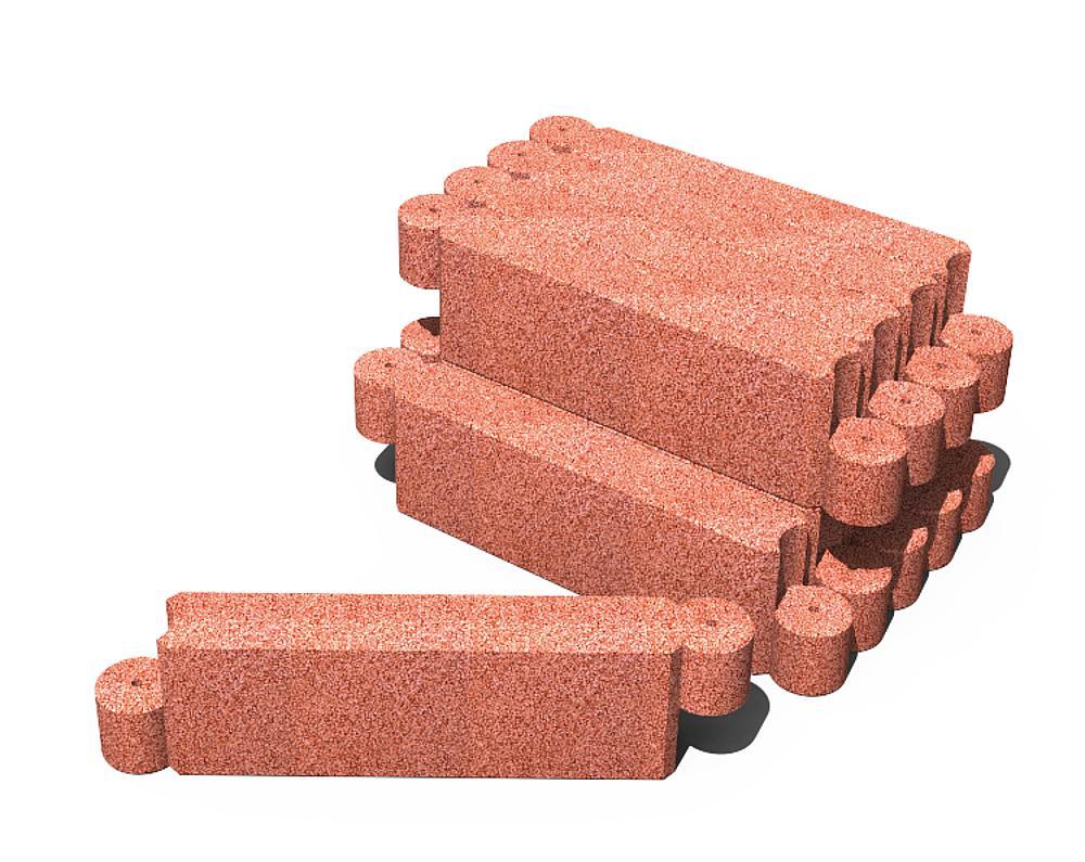 Резиновые блоки 5591430 купить в Алматы