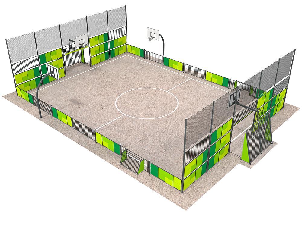 Спортивная площадка 5530430 купить в Алматы