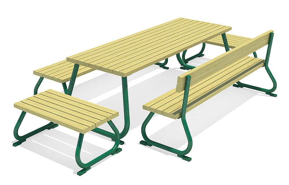 скамейки и стулья 51006601000 купить в Алматы